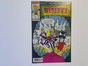 BEETLEJUICE #2 (HARVEY COMICS/KEATON/MOVIE/052158) *** HTF RARE ONLY 1 ON EBAY