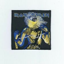 IRON MAIDEN LIVE AFTER DEATH EMBROIDERED PATCH !