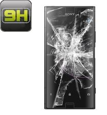 4x 9H Tempered Glass For sony Xperia XZ1 Tank Film Protection Display HD Clear