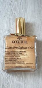 Nuxe Huile Prodigieuse Or Multi-Purpose Dry Oil Spray 100ml  GOLDEN SHIMMER