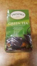 TWININGS Tea Bags Green 1.76 oz 25/Box 09187
