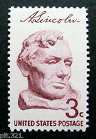 Sc # 1114 ~ 3 cent Lincoln Sesquicentennial Issue (be2)