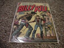 Masked Raider (Billy the Kid) #6 Very Nice Charlton Comic 1957 Extremely Rare!!!