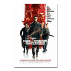 INGLOURIOUS BASTERDS Movie Artwork Poster Classic Film Wall Art Print Picture