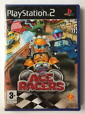 PS2 Buzz! Junior: Ace Racers (2008), UK Pal, Brand New & Factory Sealed