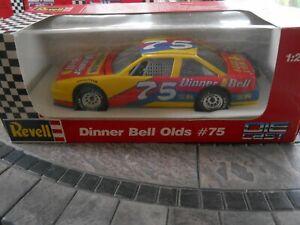#75 Joe Ruttman Dinner Bell Oldsmobile, 1/24 1992 Revell.