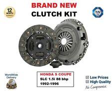 PER HONDA S COUPE SLC 1.5i 88 BHP 1992-1996 NUOVO COMLINE Kit frizione 3 pezzi