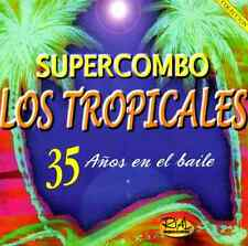 "MUSIC OF VENEZUELA - Super Combo Los Tropicales-35 Años En El Baile"" * NEW CD"