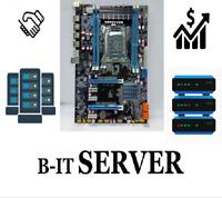 NEW! LGA 2011 | 1366 | 1155 | 1156  Intel Motherboard X79 X58 H61 H55 ATX DDR3
