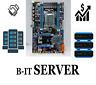 NEW! LGA 2011   1366   1155   1156  Intel Motherboard X79 X58 H61 H55 ATX LOT