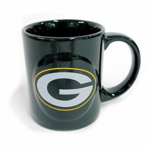 NFL Green Bay Packers Sculpted Coffee Mug, 11 oz.