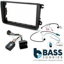CT24VW04 VW Golf Mk6 2008 on Car Stereo Double DIN Fascia Facia Panel Connects2