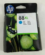 Cartouche encre imprimante d origine HP 88XL Cyan Neuf  Envoi rapide et suivi
