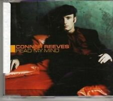 (BX25) Connor Reeves, Read My Mind - 1998 DJ CD
