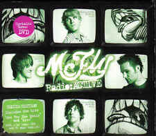 McFly-Radio Active Cd +DVD Album digipack incl Booklet