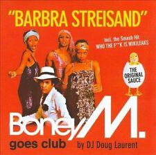 Barbra Streisand: Boney M. Goes Club by Boney M. (CD, Feb-2011, Sony Music)