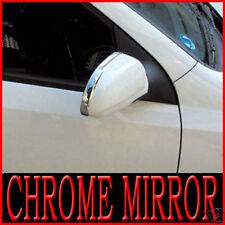 Chrome Mirror Cover 2pc Kit For 01 06 Hyundai Elantra