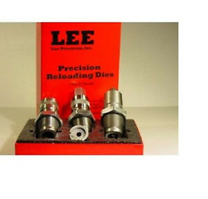 "Lee Large Series 3-Die Set 577-450 Martini-Henry 1-1/4""x12 Thread  # 90902  New!"