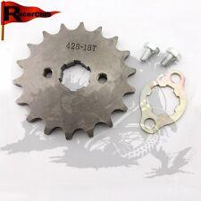 428 18 T 20mm Pignone catena anter Pit Dirt Bike Bike ATV 50cc 110cc 125cc 150cc