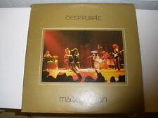 "DEEP PURPLE -(DOUBLE LP)- MADE IN JAPAN -LIVE- ""SMOKE ON THE WATER"" - W.B."