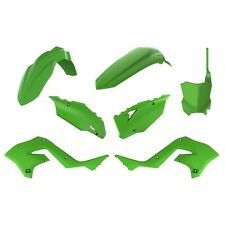 Kawasaki Restyle plastic kit KX 125 KX 250 2003 - 2008 ALL Green 90933