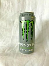 Monster Energy Unleaded  Discontinued 16 oz FREE SHIPPING