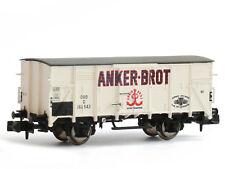 Brawa 67422 - Güterwagen G10 Anker Brot ÖBB Ep.III - Spur N - NEU