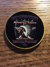 2nd INFANTRY challenge coin R25