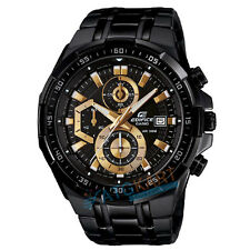 Brand New Casio Edifice EFR-539BK-1A Water Resistance Watch