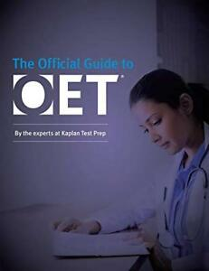Official Guide to OET by Kaplan Test Prep