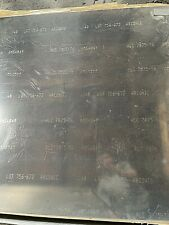 Aluminum 7075 T651 Sheet 140 X 24 X 48