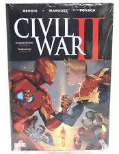 Civil War II Collects #0-8 HC Hardcover Marvel Comics New Sealed $50.00 Iron Man