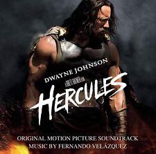Fernando Velázquez – Hercules (Original Motion Picture Soundtrack) - NEW