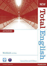 New Total English Advanced Workbook with Key and Audio CD Pack by J. J. Wilson, Antonia Clare (Mixed media product, 2012)