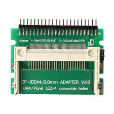 Adaptador de tarjeta macho IDE a CF para portatil con Pin-desnudo 44-pin