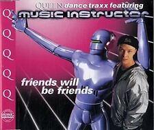 Music Instructor Friends will be friends (1996) [Maxi-CD]