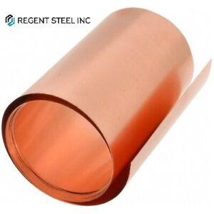 """Copper Shim.  .005"""""""