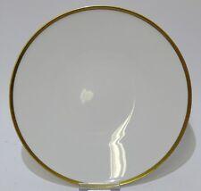 ☛ Heinrich & Co H&CO Bavaria Speiseteller Ø 24,5 cm mit Goldrand ☚