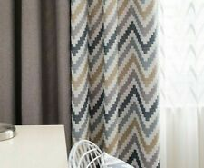 Curtains Tulle For Living Room Kitchen Stitching Bedroom Drapes Window Treatment