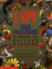 I Spy Gold Challenger: A Book of Picture Riddles by Jean Marzollo