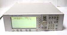 Hp Agilent E4426b 250 Khz 4 Ghz Esg Ap Series Analog Rf Signal Generator As Is