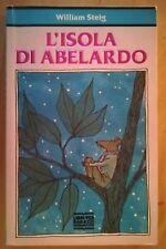 STEIG WILLIAM L'ISOLA DI ABELARDO MONDADORI 1992 LIBRI PER RAGAZZI INFANZIA