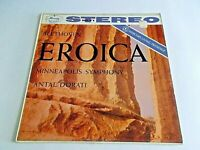 Beethoven Eroica Antal Dorati LP Mercury Stereo Vinyl Record