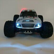 WLtoys A979, A979-A, A979-b  custom MOD cover w/front & tail LED. USdealer.