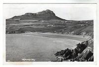 Whitesand Bay - Real Photo Postcard 1961 / St David's