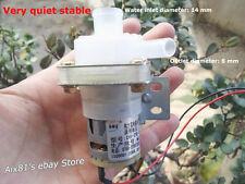 DC12V-24V micro pompe à Eau Bouilloire électrique distributeur d'eau / Pompe magnétique moteur