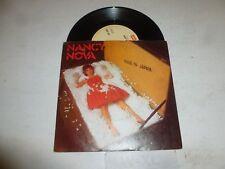 """NANCY NOVA - Made In Japan - 1982 UK 2-track 7"""" vinyl single"""