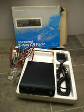 Vintage Realistic CB Radio Shack TRC-481 40 Channel transceiver car original box