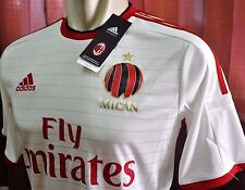 AC MILAN Shirt Away 2014-2015 sz Small (New) LOOK!!!