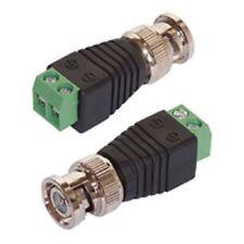 Adapter BNC-Stecker 2er-Set